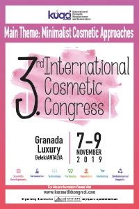 3.Uluslarası Kozmetik Kongresi