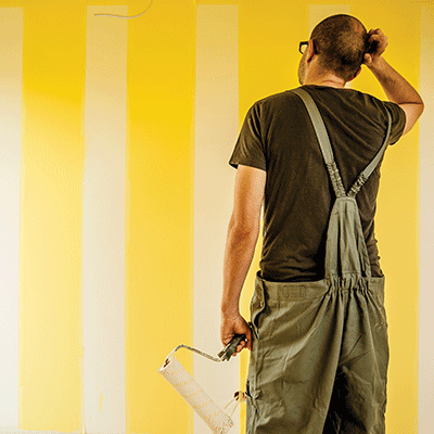 Don't Procrastipaint, Get Started Now