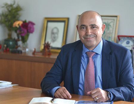 Denge Kimya'nın Kurucusu ve Genel Müdürü Sayın Halil Aksoy