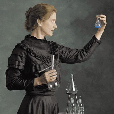 Marie Curie:''Kadın Dahi''