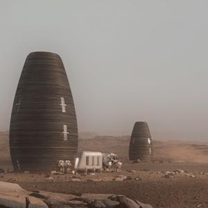 Mars'ta Yaşam Konsepti Şekilleniyor