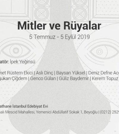 """""""Mitler ve Rüyalar"""" Sergisi Anadolu'yu Anlatıyor"""