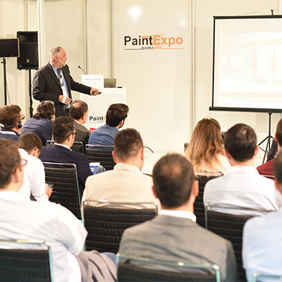 PaintExpo Eurasia and STT Surtech Eurasia Exhibitions 07-09 November 2019