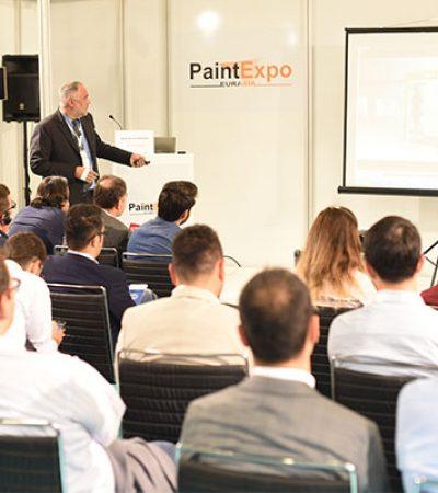 PaintExpo Eurasia ve STT Surtech Eurasia Fuarları 07-09 Kasım 2019