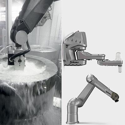 Nemli ve Zorlu Ortamlar için İdeal Robotlar