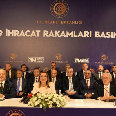 TİM Temmuz Ayı Geçici Dış Ticaret Verilerini Açıkladı