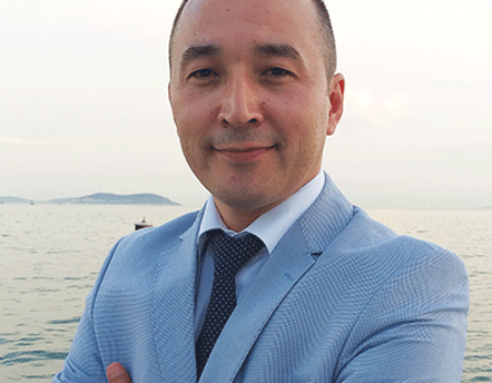 ÇATIDER (Çatı Sanayici ve İş Adamları Derneği) Yönetim Kurulu Başkanı Sayın Yaşar Şenal