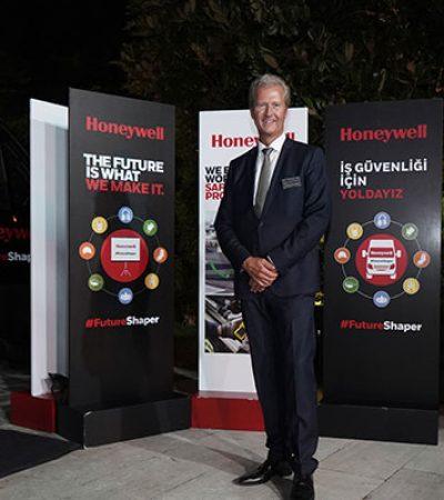 """Honeywell, """"İş Güvenliği İçin Yoldayız"""" Diyor"""