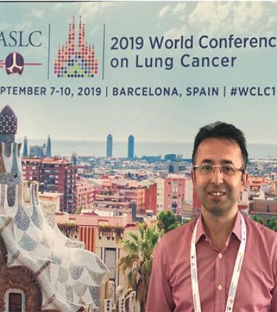 Dünya Akciğer Kanseri Kongresi Barselona'da Gerçekleşti