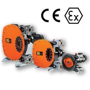 ABAQUE Peristaltic Hose Pumps