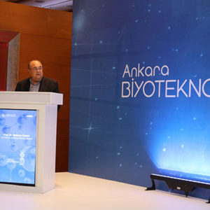 Biyoteknolojinin Sunduğu Olanaklar Ankara Biyoteknoloji Günü'nde Konuşuldu
