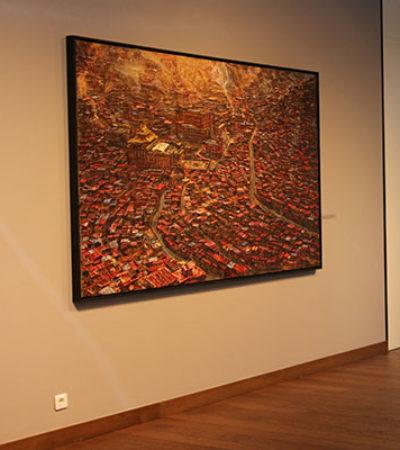 Baranyai'nin Resimleri İstanbul'da Sanat Severlerle Buluştu