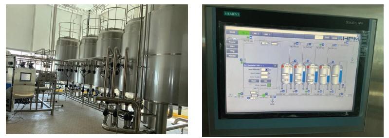 HPM Hygiene Process Machines
