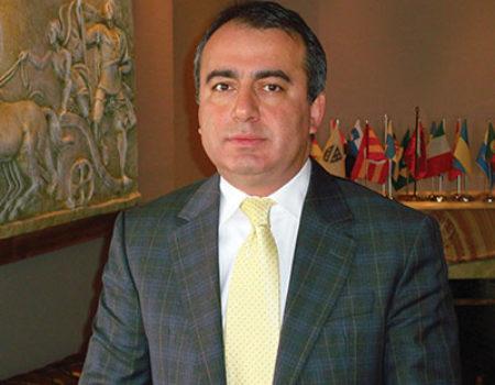 Karex'in Yönetim Kurulu Başkanı Sayın Cemil Çakar
