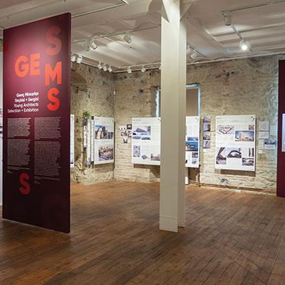 Genç Mimarlar Seçkisi'nin Sergisi GEMSS 2019 Kapılarını Açtı!