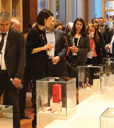 MG International Fragrance Company'e Anlamlı Ziyaret