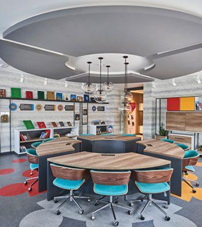 Yeni Nesil Ofis Tasarımları