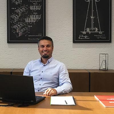 Çukurova Mühendislik'in Genel Müdürü Sayın Sertaç Çoğal