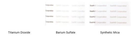 Cılt Kusurlarına Çozum Baryum Sulfat B-MM Ve E+508