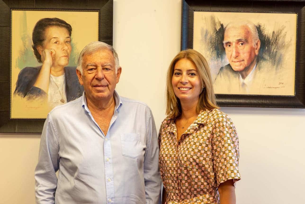 We interviewed Mr. Murat Yasa from Aromsa