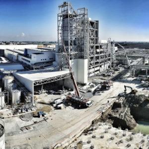 thyssenkrupp, SASA için Türkiye'de Polyester Üretim Tesisleri Kurdu
