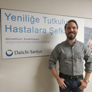 Daiichi Sankyo Türkiye'den Yeni Atamalar