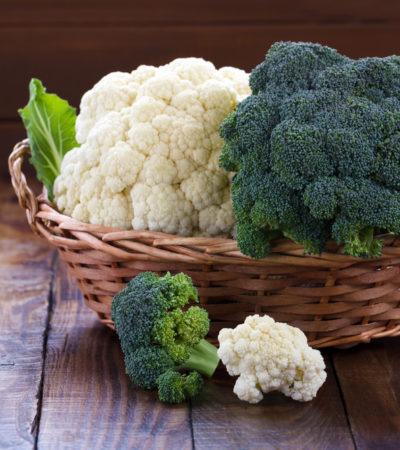 Karnabahar ve Brokoli