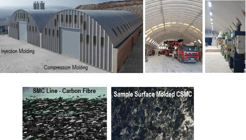 Türkiye'de İlk Carbon Fiber – SMC, Literatür Kimya 'da Üretildi