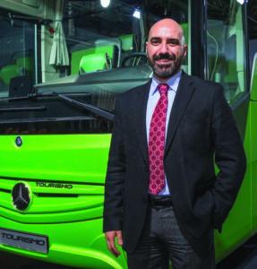 Mercedes-Benz Turkey's R & D Director An Interview with Emre Kuzucu Delightful We held