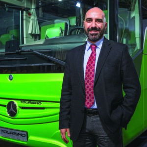 Mercedes-Benz Türkiye'nin  Ar-Ge Direktörü Emre Kuzucu ile Keyifli Bir Röportaj Gerçekleştirdik