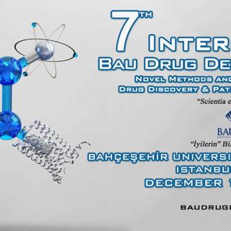 İlaç Tasarım Kongresi 19-21 Aralık Tarihlerinde Gerçekleşecek