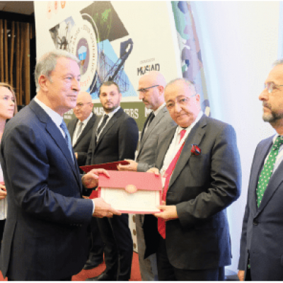 DYO Signed Strategic Cooperation in National Defense Industry