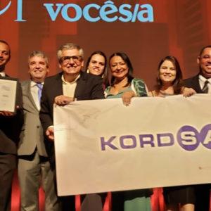 Kordsa, Brezilya'da En İyi Şirket Seçildi