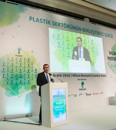 PAGEV'den Bilinçli Tüketim ve Geri Dönüşüm Seferberliği için Anlamlı Kampanya