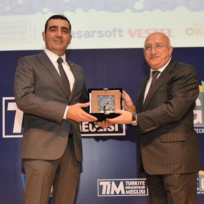 PAGEV'e Ekonomi Gazetecileri Derneği'nden Anlamlı Ödül