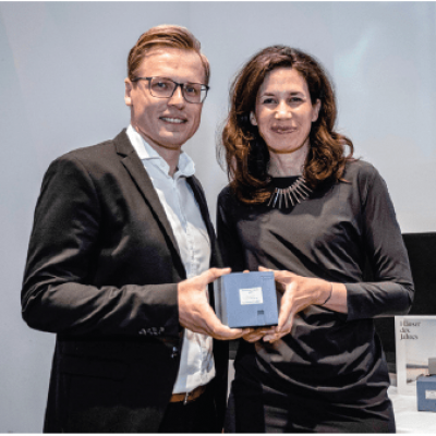 GENEO System from REHAU Named Product of the Year