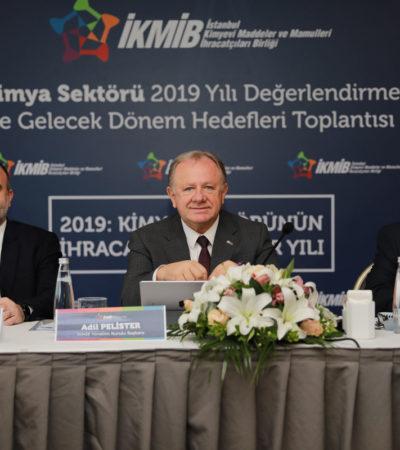 Türkiye Kimya Sektörü İhracatı Büyüyor