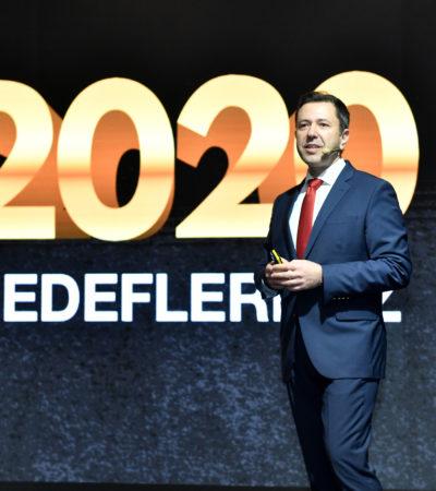 """Türk Ytong'dan """"Başarı Biziz, Gelecek Biziz"""" toplantısı"""