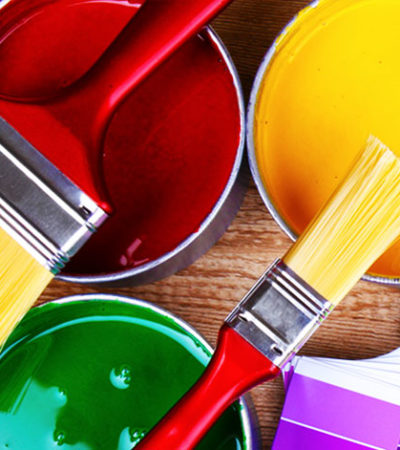Microbe-Free Paints and Coatings: Quick Test Helps Minimize the Use of Preservatives