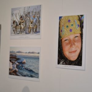 'Sibirya'dan Sevgilerle' Taksim Sanat'ta