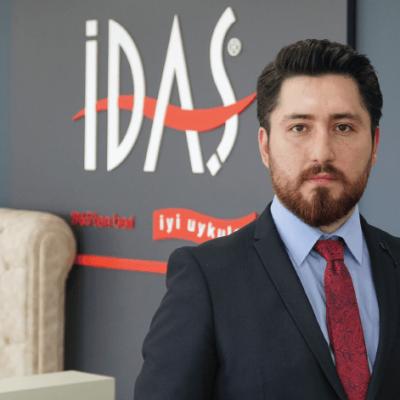İdaş Türkiye Satış ve Pazarlama Direktörü Bozkurt Şişman ile Röportaj