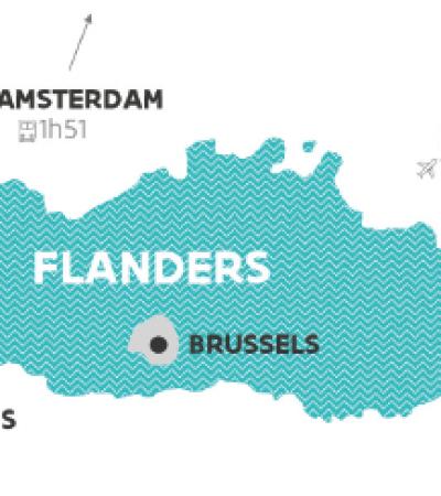 Flanders: Batı Avrupa'nın Yaşam Bilimleri Çekirdeği