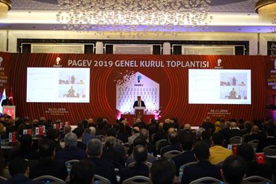 PAGEV Başkanlığına Yeniden Yavuz Eroğlu Seçildi