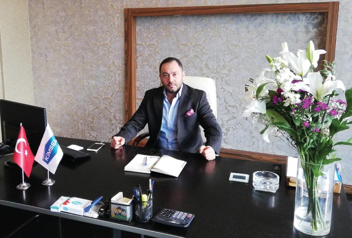Interview with Kimsel Board Member Mr. Ömer Balcıoğlu