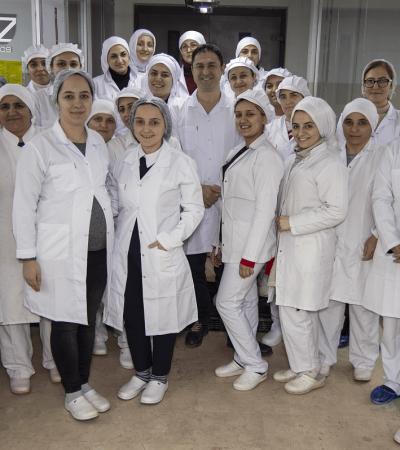 Giz Kozmetik, 40 bin Kadına İş İmkanı Sağlıyor