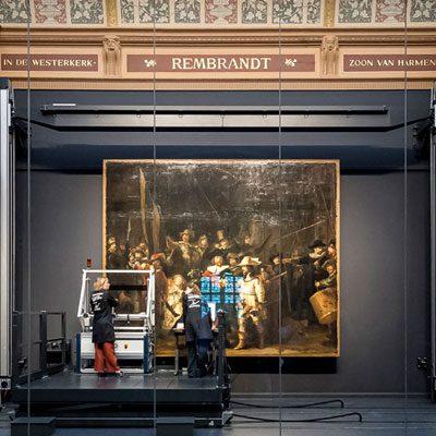 AkzoNobel ve Rijksmuseum, Operation Night Watch İçin Daha Net Bir Tablo Çiziyor