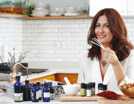 Aromaterapi Derneği Başkanı Aslı Yazıcıoğlu ile Söyleşi