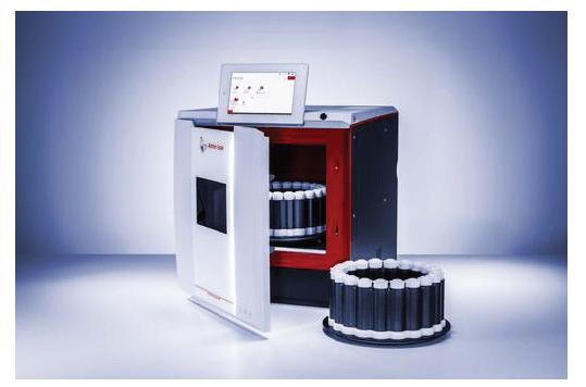 Anton Paar Multiwave 5000 Mikrodalga Reaksiyon Platformu
