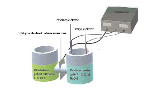 The Latest in WHW Portfolio: Hydrogen Permeation Measurement Now Single-Handedly