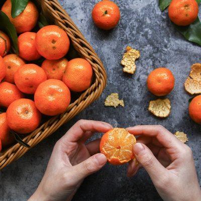 Yılda 300 Ton Portakal Kabuğu Üretiyorlar